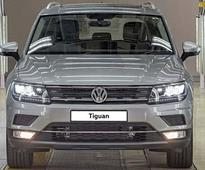 Volkswagen Tiguan Makes Its Way To The Production Line In India