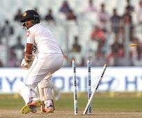 The last 10-15 overs put us under pressure: Chandimal
