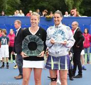 Pauline Parmentier Takes 1st Waves Open 57 Title against Virginie Razzano