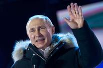 Putin storms to landslide election win in Russia