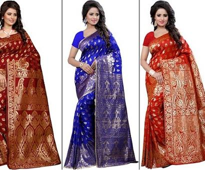 4 Designer Saree Styles Every Indian Girl Needs to Own