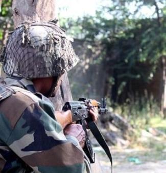 Civilian killed in anti-terror operations in Jammu-Kashmir