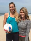 Why Olympian Kerri Walsh Jennings wakes up at 5 a.m. every day