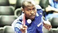 Quadri makes third appearance at the ITTF World Cup