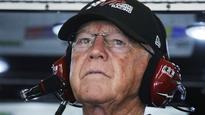 Gibbs team still on top in return to Daytona
