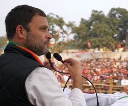 PM Modi ignoring poor's plight, busy helping the rich: Rahul