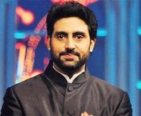 When Abhishek broke into Mumbaiyya lingo in Mumbai
