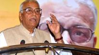 Budget 2018 is an 'exercise done without application of mind': Yashwant Sinha