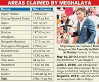 Meghalaya push to solve row with Assam