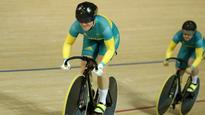 Off the pace, Meares bows out of Olympics