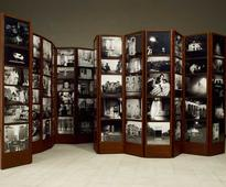 Dayanita Singh's latest exhibition is a museum of museums