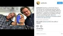 Josh Brolin teases Cable makeup in new Instagram still