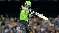 ACT Comets batsman Aiden Blizzard hits form before Sydney Thunder Big Bash League tilt