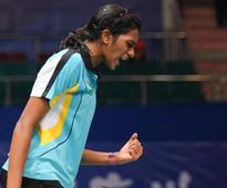 Brilliant fightback sees Sindhu reach Swiss Open quarters