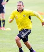 Leo Bertos back with Olympic in Newcastle premier league in Australia