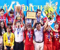 U19 Phong Phu Ha Nam triumphs at National Cup 2016