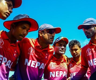 Nepal complete 'massive' leap to ODI nation