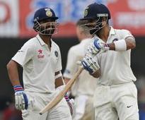 Virat Kohli breaks Rahul Dravid's record