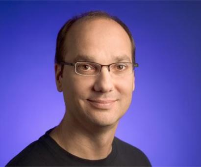 Android co-founder Andy Rubin to leave Google