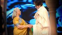 Amitabh Bachchan wishes veteran actress Waheeda Rehman on her birthday with a sweet message