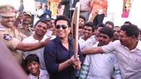 Sachin Tendulkar pads up for Andhra Pradesh village, to adopt a second one