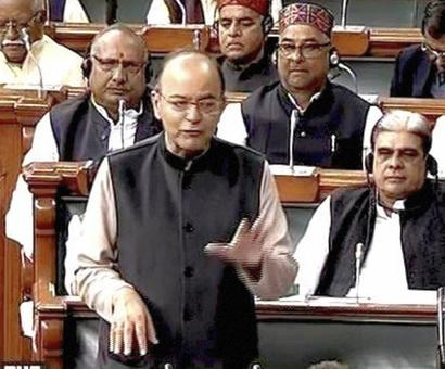 We are paying for your misdeeds: Jaitley attacks Congress