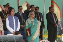 Amu to represent B'desh at Mamata's swearing-in ceremony