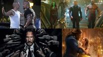Most anticipated Hollywood films of 2017