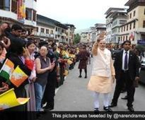 If You Take a Few Steps, We Will Walk With You: PM Modi to Bhutan