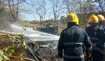 Mumbai Helicopter crash: 1 dead, 3 injured in chopper accident in Aarey Colony 25 mins ago