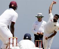 Ashwin is the man: India beat West Indies in first innings