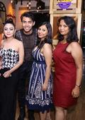 Double celebration by Designer Ajay Sinha & Buzy
