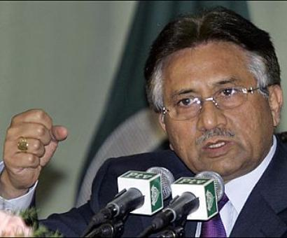 Military brought Pak back on track, civilians derailed it, says Musharraf