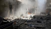 Regime airstrikes kill 28 in W. Syria: Local source