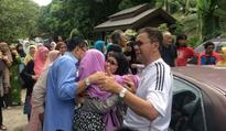 Nur Darleen Dazeera selamat, keluarga syukur