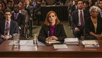 Miss Sloane review: Jessica Chastain shines despite a weak script