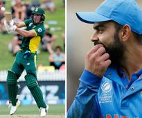 India vs South Africa, Live cricket score, ICC Champions Trophy 2017: Morkel removes Rohit early