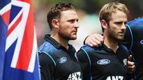 Brendon McCullum hands over baton to Kane Williamson after spectacular innings against Australia