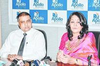 Apollo unveils plans to boost healthcare