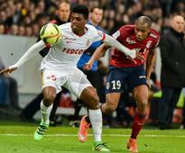 Heavy defeat hits Monaco Champions League hopes