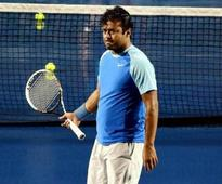 Leander Paes Reaches Quarters of Winston-Salem Open With 108th Partner