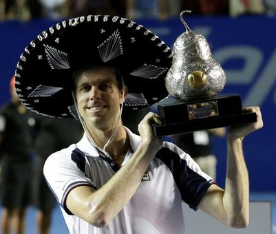 Querrey thrashes Nadal in Mexico Open final