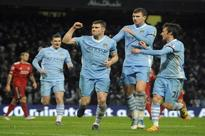Man City draws 2-2 with Sunderland in Premier League