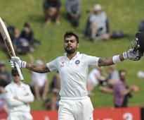 1st Test: Virat Kohli's unbeaten 143 takes India to 302/4 on Day 1