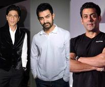Shahrukh Khan, Salman, Aamir together on Rajat Sharma's Aap Ki Adaalat!