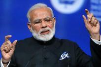 Modi hits back, tells critics not to spread negativity about economy
