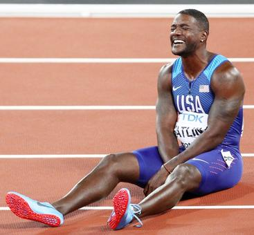 All you need to know about the man who beat Bolt