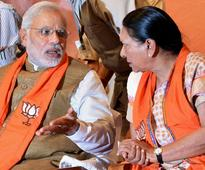 Flashback 2014: Modi's elevation as PM gave Gujarat its first woman CM