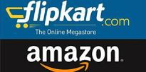 Flipkart ranked the 7th most influential brand in India, Amazon ranks 8th