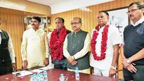 EX-MLA Ramsinh Parmar is Amul chairman, Jetha Bharwad remains VC